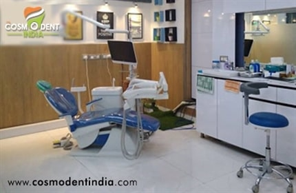 mejor clínica dental en la India