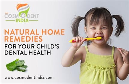 محلول العناية بالأسنان للطفل