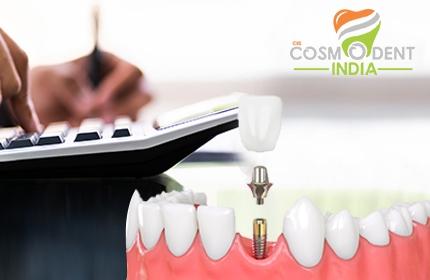 coût des implants dentaires en gurgaon