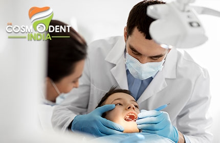 cuidado dental en india