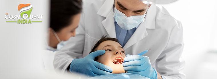 cuidado dental en india