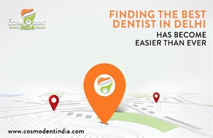 Encontrar al mejor dentista en Delhi se ha vuelto más fácil que nunca