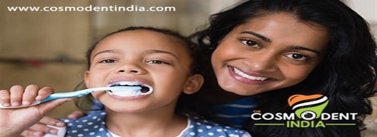 बच्चे के दांत का इलाज